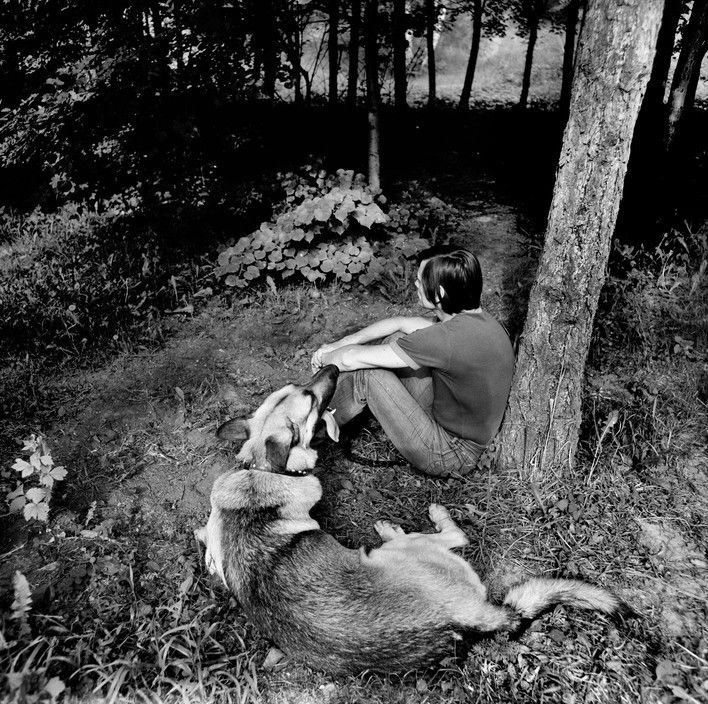 Andrei Tarkovsky © Gueorgui Pinkhassov/Magnum Photos