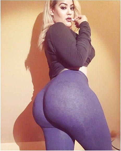 Big booty light skinned milfs