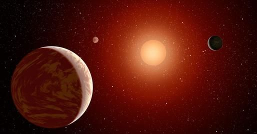 """Top Exoplanets for Alien Life-Project Icarus - trying a star that has already shown itself to nurture planets -- even if they're not the kind you're looking for -- could be a promising strategy. Project Icarus, an ambitious five-year study into launching an unmanned spacecraft to an interstellar destination, has identified two stars located within 15 light-years that might fit the bill: """"epsilon Eridani, a single K star 10.5 light-years away, and the red dwarf GJ 674, 14.8 light-years away."""