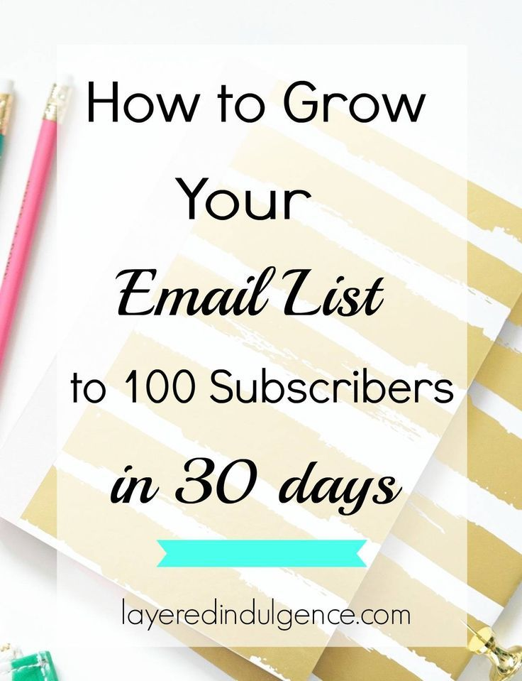 If there's one thing I can recommend for bloggers who want to grow, and eventually start monetizing their blog, it's building an email list. An email list is one of the best marketing tools for bloggers, and I'm dishing out my best tips for getting people
