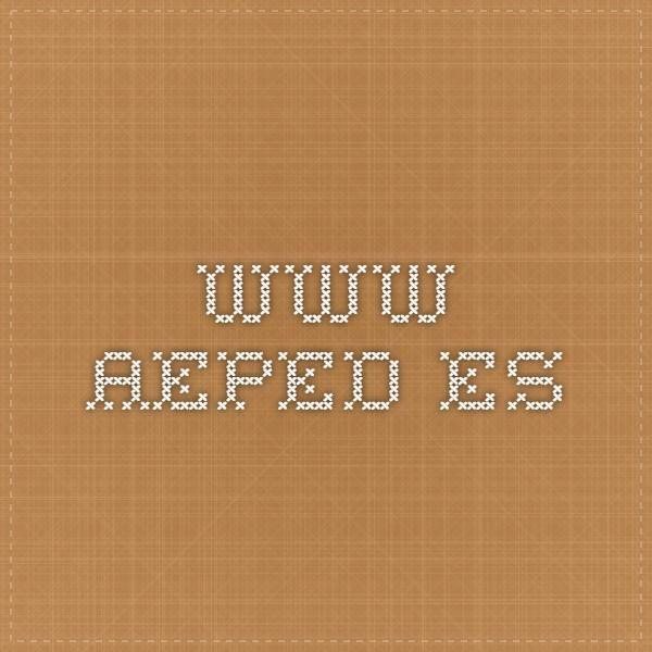 www.aeped.es