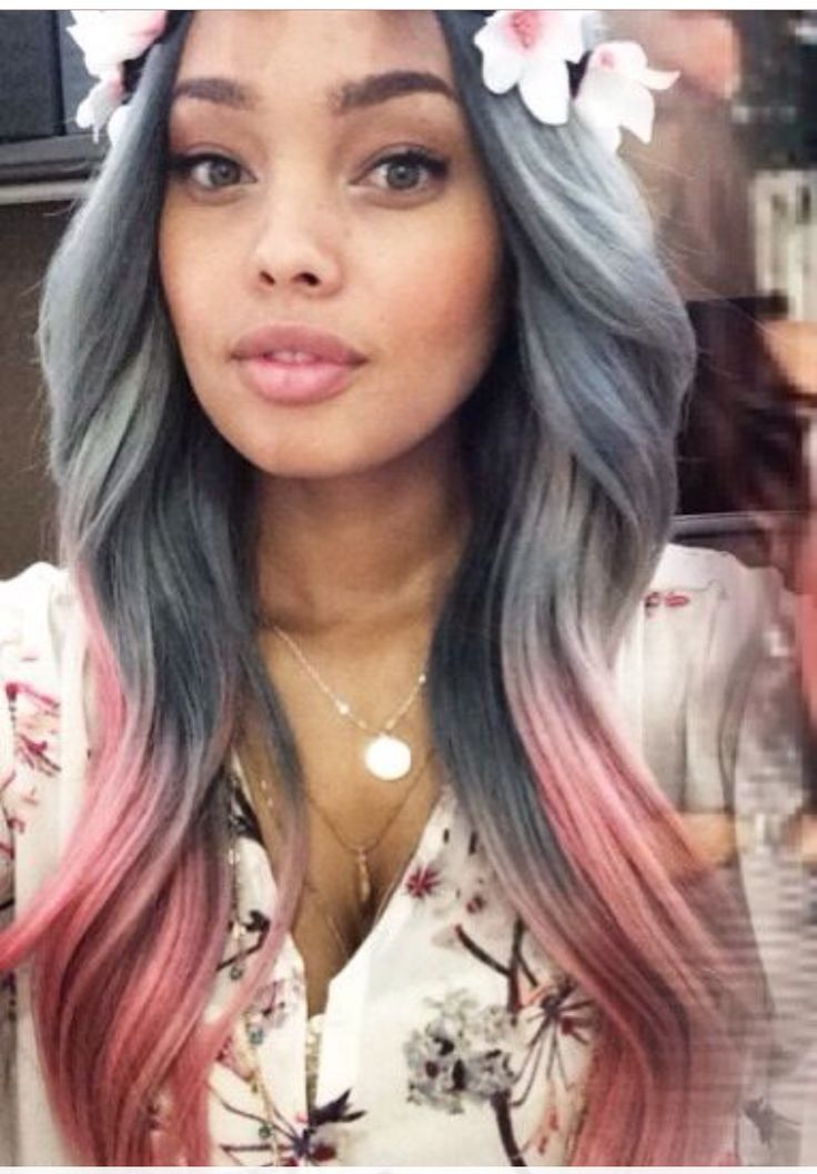 Maybe I'll do this when I have normal grey hair