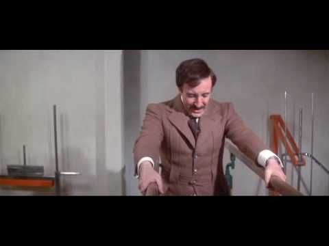 I laughed so hard when I saw this movie, my stomach hurt the next day! - The Pink Panther Strikes Again (1976)  (parallel bars)