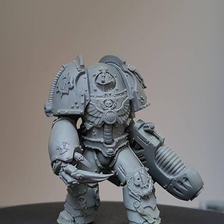 Mark 1 Dusk Raiders Terminator By Robbycrawforth