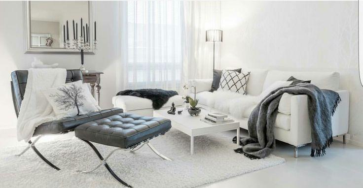 HT-Collection Donna-sohva ja rahi. Instagram @blackteastyle.
