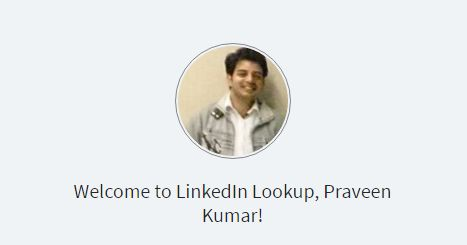 Linkedin Lookup : Search For Coworkers Based On Skillset « All Trick World