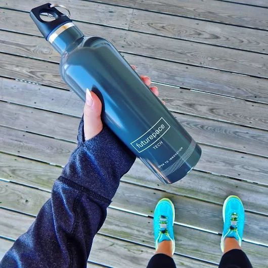 Ashley just loves Futurepace Tech Insulated Stainless Steel Water Bottle! Check out her Instagram post: https://goo.gl/3unfi1. || http://j.mp/AmazonUKFuturepaceTech20oz || #FuturepaceTech #stainlesssteelwaterbottle #waterbottle #sports #outdoors #activelifesty