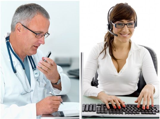 What Does A Medical Transcriptionist Do?