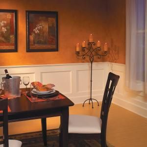 How to Build a Wainscoted Wall: Dining Rooms, Break Rooms, Basements Bedrooms, Rooms Ideas, Skills Diyer, Wainscoting Wall, Families Handyman, Accent Wall, Woodworking Plans