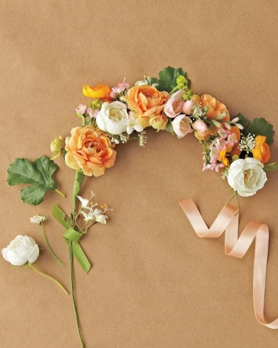 Flower Crown How-To