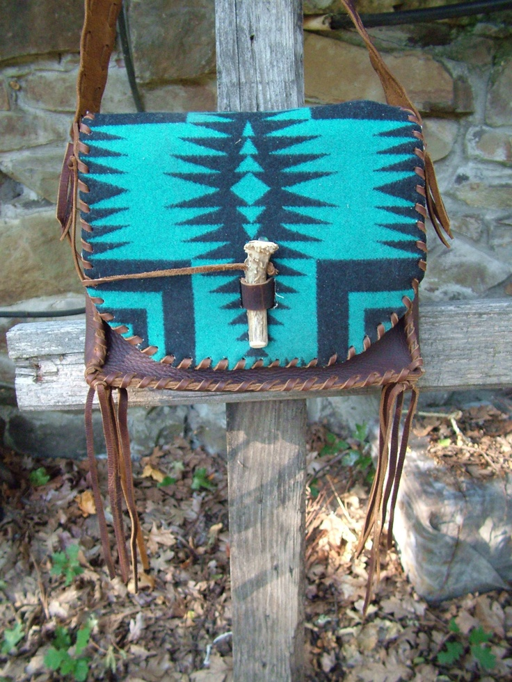 Pendelton Purse: handmade by daughter of the sun  www.daughterofthesun.etsy.com