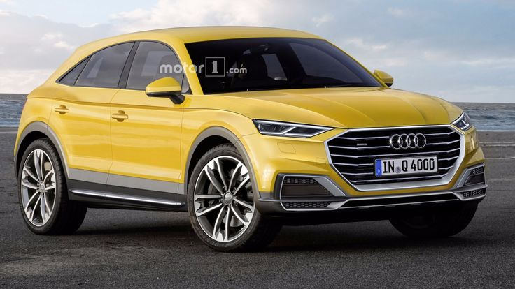 Will The 2019 Audi Q4 Look Like This? #Audi #cars #car #quattro