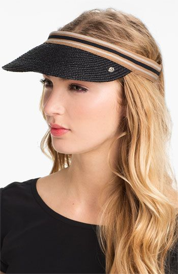 Helen Kaminski 'Marina' Visor available at #Nordstrom