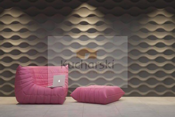 Panele dekoracyjne Dunes Sinus