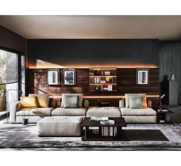 Albert Divano Modulare | Sofa design, Italienische möbel und ...