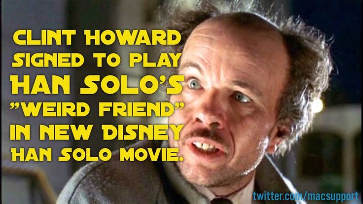 Star Wars: Han Solo movie casting news.