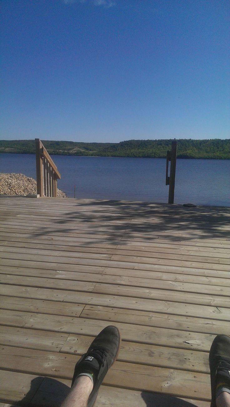 Crooked lake, SK