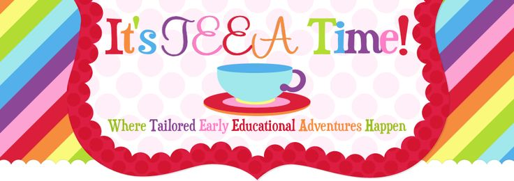 Tailored Early Educational Adventures for Preschool and Kinder Connect.  Come on and join us http://teeatimeplayschool.blogspot.com/p/all-about-teea-time.html
