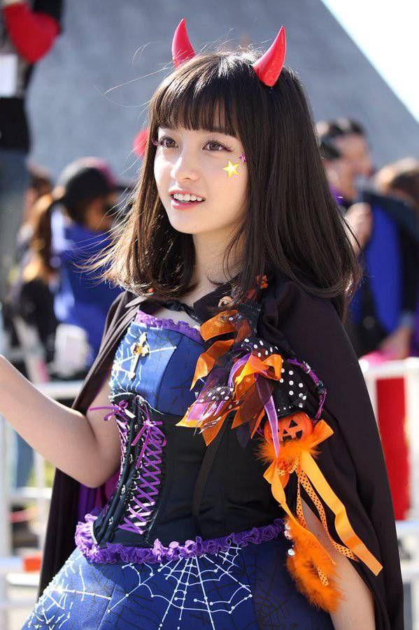 Japanese Halloween. かんな 無双