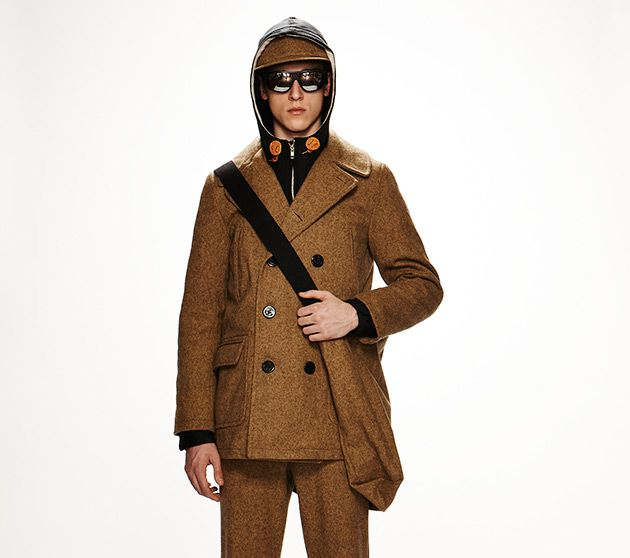 Mark McNairy's Fifth collection for Woolrich Woolen Mills