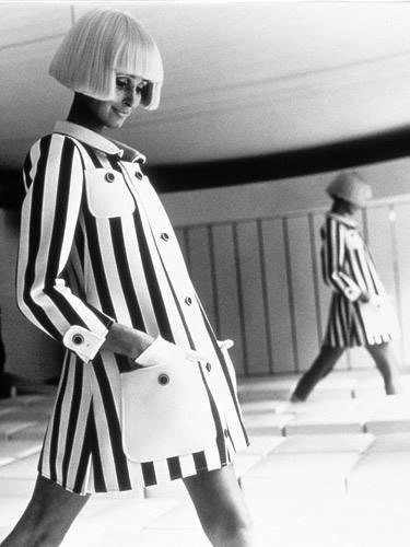 retro #bob hairstyle with fringe #sixties #mod