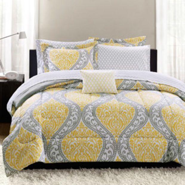 Walmart Bedroom Sets Best Mainstays Medallion Bedding Set From Walmart ~Master Bedroom Design Decoration