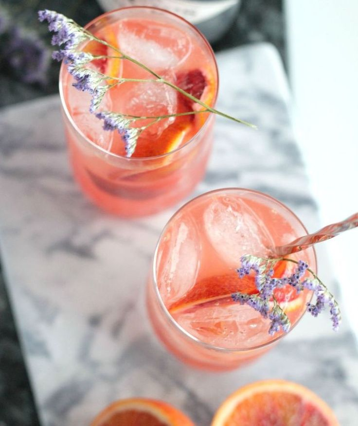 The Valentine's Fizz - Gin Fizz with Fentimans Rose Lemonade Recipe