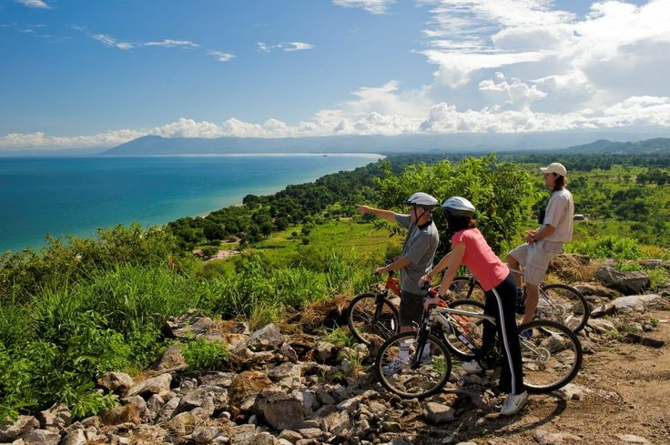 The site in Malawi are breathe-taking