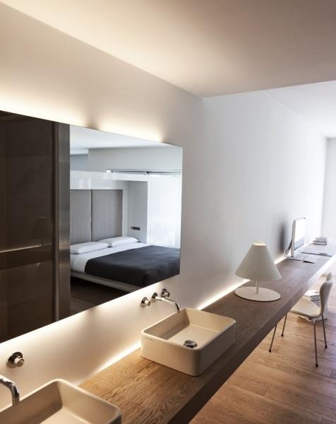 House of monica armani architect and designer sink in - Interior design trento ...