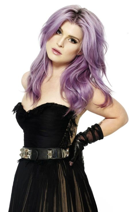 The Glitter Thread: ~SKORCH MAGAZINE NOVEMBER ISSUE~ Music Inspired Lilac Hair