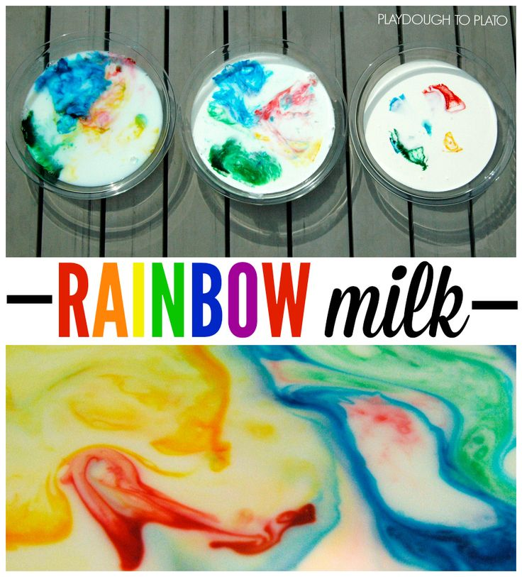 Cool science for kids!! Make magic swirling rainbow milk. Surprisingly easy and it has a big wow factor!