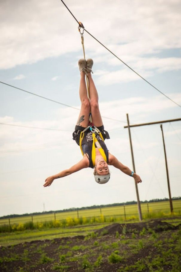 Channel your inner daredevil with an all access pass that will have you zip lining, wakeboarding, climbing and so much more. Win your Winnipeg adventure including flight, hotel and an adventure YOU choose! Visit tourismwinnipeg.com/pin-and-winnipeg to enter!