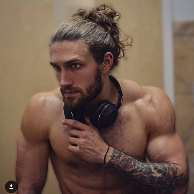 dreadlocks & man buns