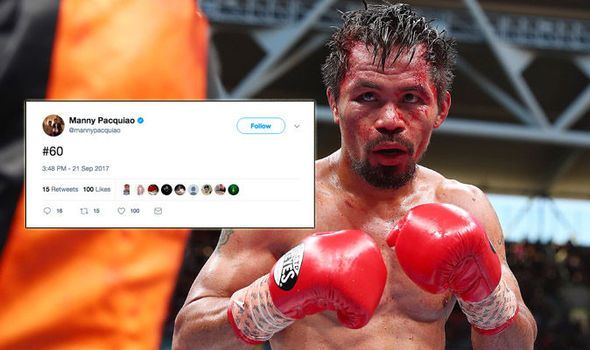 Manny Pacquiao drops mysterious hint over next fight: Freddie Roach wants Jeff Horn bout