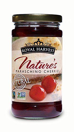 Royal Harvest Nature S Maraschino Cherries