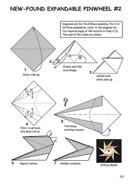 Star Flower Origami Diagram Room Setup Pinterest Simple Wiring Web Hosting At Its Best Website Australianwebhosting Newspaper