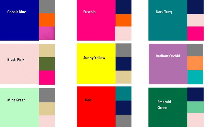 colors that go together  Google Search  Color Pairings