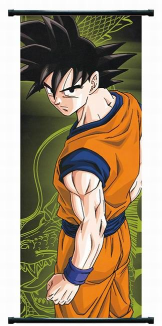 Dragon Ball Z Goku Wallscroll DBWS3283