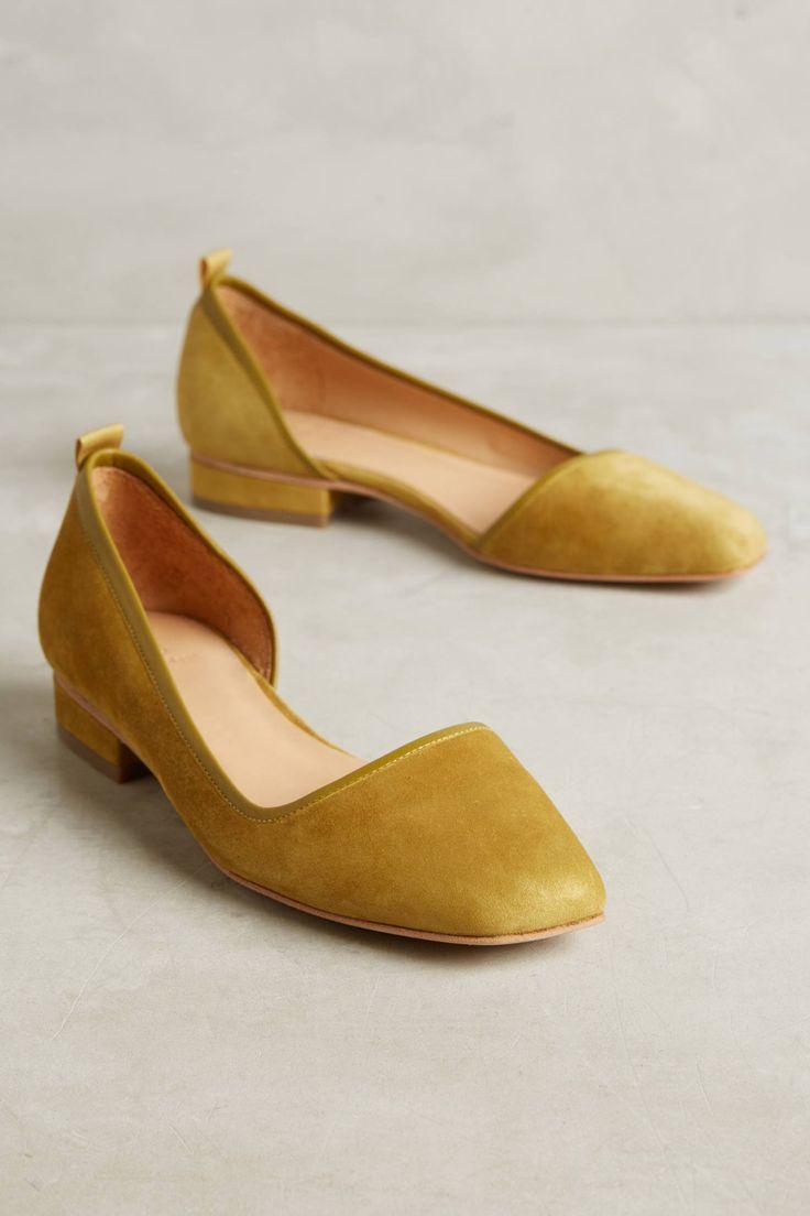 Bill Blass Lola Ballet Flats