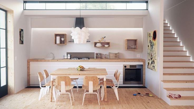 Inspiratie voor een duurzaam en minimalistisch huis is tegenwoordig volop te vinden, zo ook op het platform Homify waar je direct in contact komt met architecten en professionals die jouw duurzame plannen werkelijkheid kunnen maken.