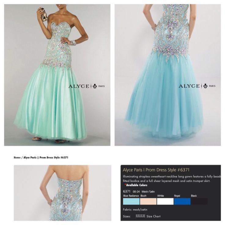 103 best Evening/Prom Gowns images on Pinterest | Ball gowns, Prom ...