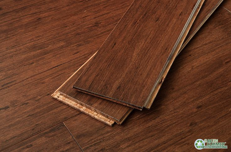 Cocoa Eucalyptus Flooring From Cali Bamboo Eco Friendly