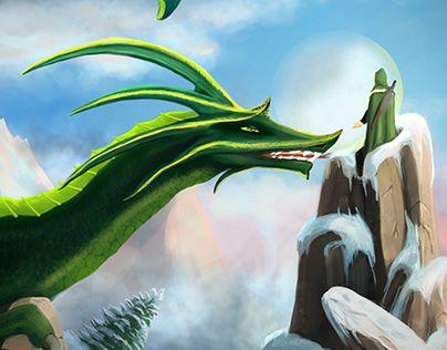 "Check out new work on my @Behance portfolio: ""Ronny's pet Dragon Oscar"" http://be.net/gallery/37064061/Ronnys-pet-Dragon-Oscar"