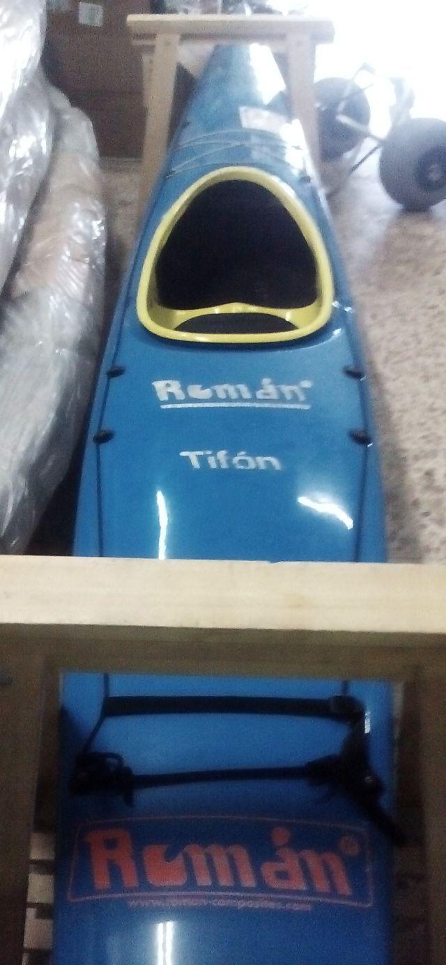 Ref. ESP10418 - Kayak de mar Román Tifón - 1.200 €