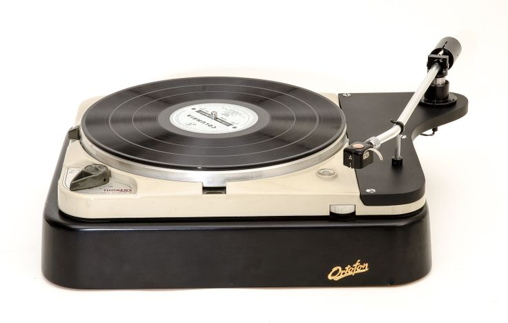 Thorens TD 124 / Ortofon Plinth / Melozzo RF 297 Tonearm - www.remix-numerisation.fr - Numérisation Transfert restauration audio