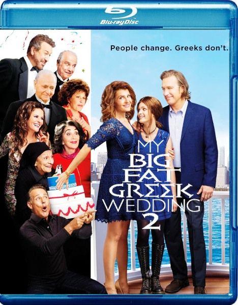 Моя большая греческая свадьба 2 / My Big Fat Greek Wedding 2 (2016/BDRip/HDRip)  По сюжету Тула, которой так мешали жить родные, став матерью, не учла чужих ошибок. Она с такой страстью боготворит дочь Парис, что буквально не дает той дышать. А если к этому прибавить многочисленных греческих родственников, каждый из которых точно знает, как жить юной девушке, можно представить, что жизнь Парис далека от идеальной. Неудивительно, что она готова уехать от этой любви на край света.