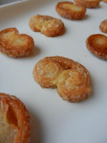 MINI PALMIERS, ultra simple... - C secrets gourmands!! Blog de cuisine, recettes faciles, à préparer à l'avance, ...