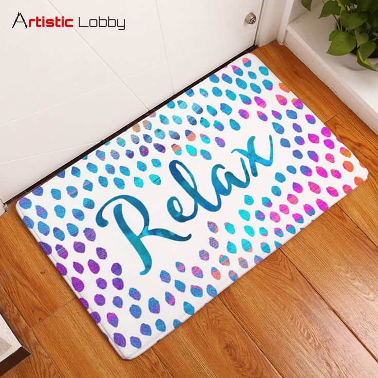 Colorful Words Anti-Slip Floor Mats  📦 Worldwide Shipping 🔥 Follow Artistic Lobby for more ideas!  Start to personalize your home with our modern artistic home decor ideas. Find your bedding sets, floor mats, cushion covers, 3d cushions, wall decor & more! #homedecor #home #homedesign #homedecordesign #homedesignideas #decoration #art #artoftheday #life #lifestyle #lifestyleblogger