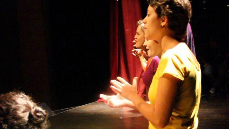 Flor da Idade (Chico Buarque), interpretada pelo Grupo Vocal Subversos.