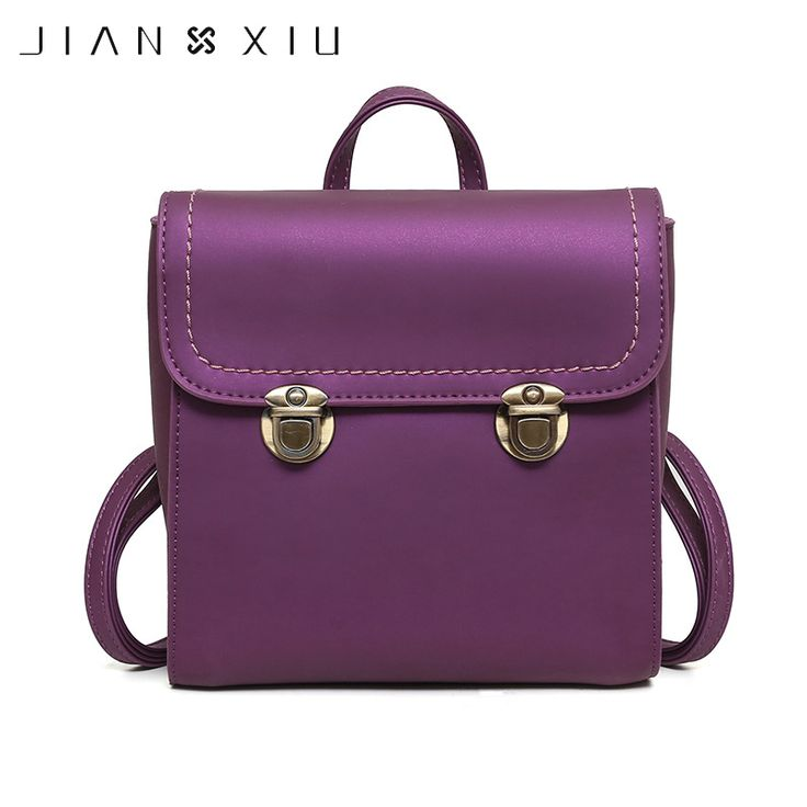 Find More Backpacks Information about JIANXIU Preppy Style PU Leather Backpack Women Shoulder&Crossbody Bags High Quality Fashion Girls School Bag Mochila,High Quality bag mochila,China mochila fashion Suppliers, Cheap mochila style from Shop2994082 Store on Aliexpress.com